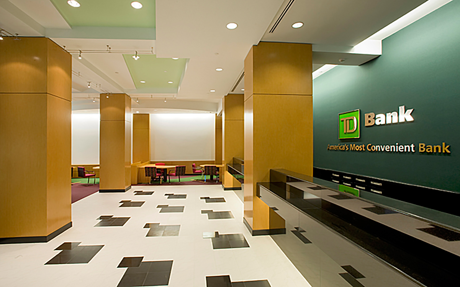 TD Bank | Orion Interiors